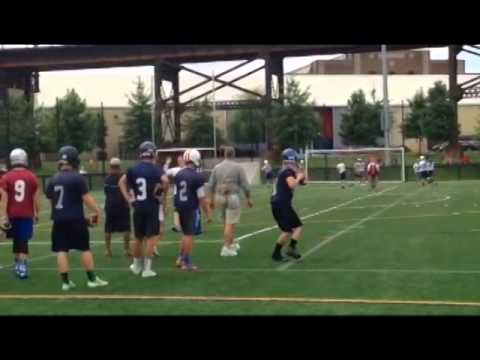 University of Pennsylvania Football Camp
