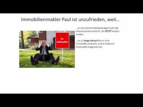 Immobilien Marketing Video zeigt modernes Internetmarketing