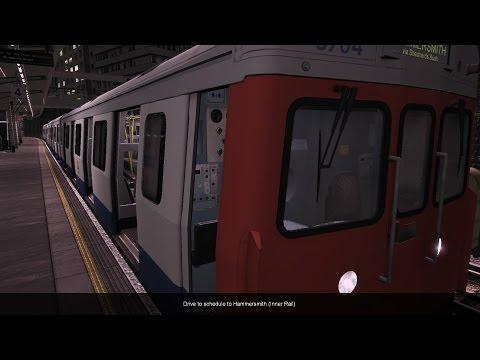 World of Subways 3 London Underground Circle Line: Mission 8