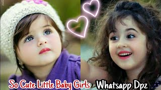 SoCute Baby Girl Dp For #Whatsapp #Little Baby #Girl #Cute Baby Pic #Baby Pic/Pictures/Images/Photo