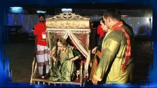 Repeat youtube video bd wedding  by CREATIVE HOUSE of MONI &NURS haldi