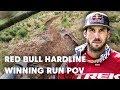 Gee Atherton's Winning POV | Red Bull Hardline 2018