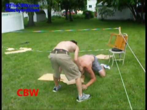 CBW: PPV: Backyard Slam