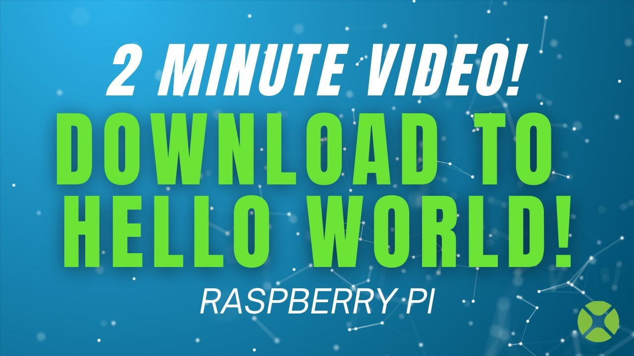 Hello Xojo! Raspberry Pi App