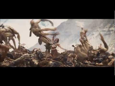 John Carter EPIC Battle scene (HD)