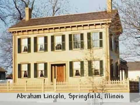 U. S. Presidential Homes