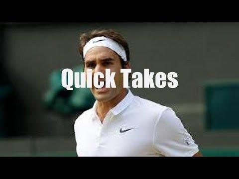 Analysis: Federer, Cilic Advance To Wimbledon Final