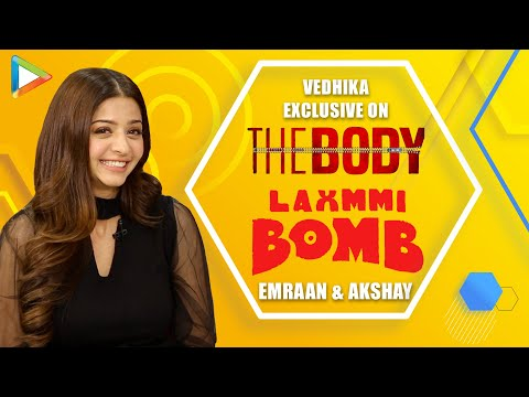 """Akshay Kumar sir is FABULOUS with…"": Vedhika on Laxmmi Bomb & Kanchana 