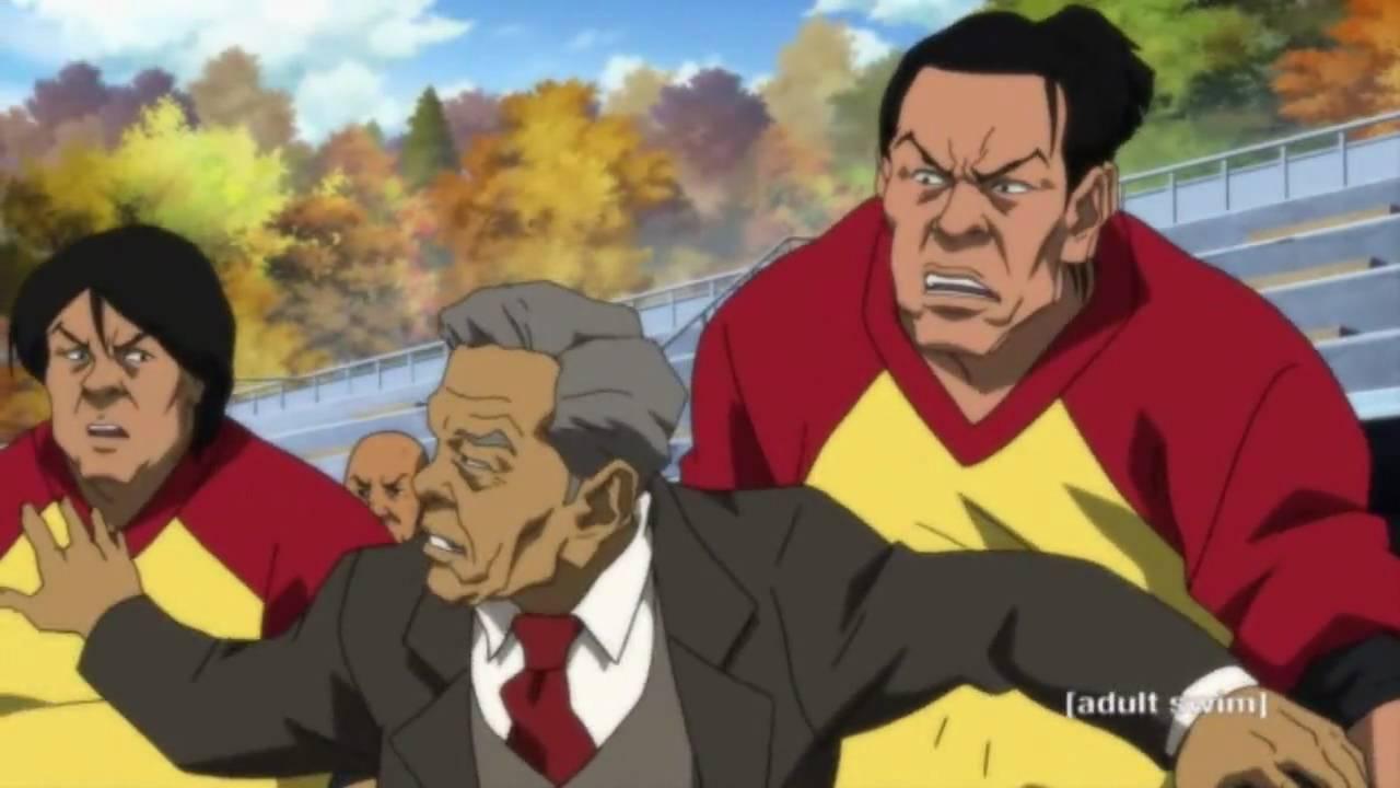 The Boondocks Season 3 Episode 3 - Huey Vs Ming - YouTube