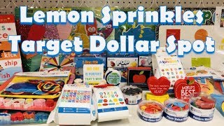 Shop With Me TARGET Dollar Spot Teacher & Learning Items DPCI Included