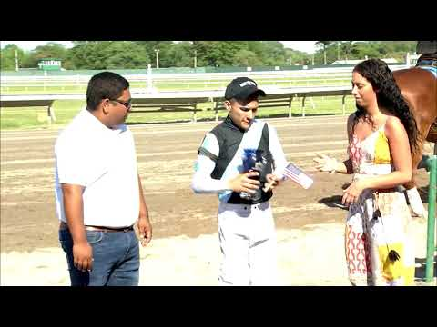 video thumbnail for MONMOUTH PARK 5-27-19 RACE 9