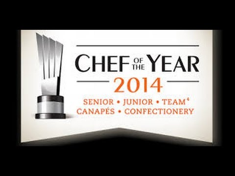 Unilever Food Solutions Chef of the Year 2014-09-04 Part 1