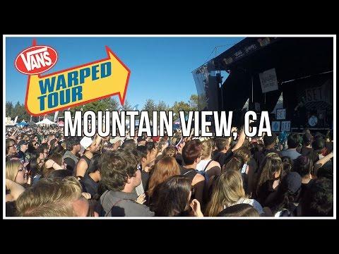 WARPED TOUR 2016 (Mountain View, CA)