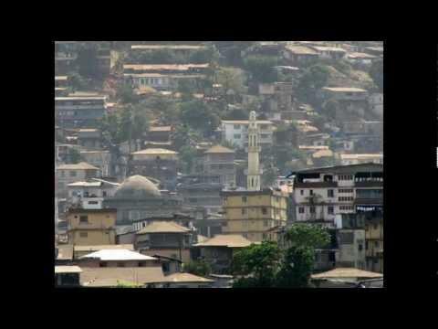 Welcome to Freetown , Sierra Leone