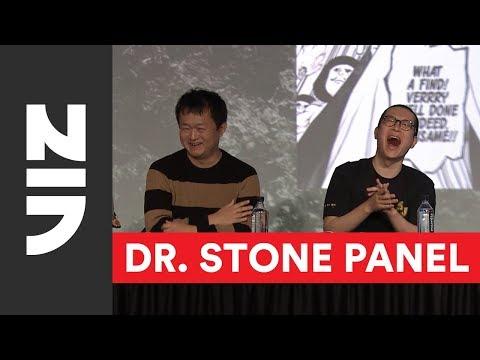 Dr. STONE Panel | Anime NYC 2019 | VIZ