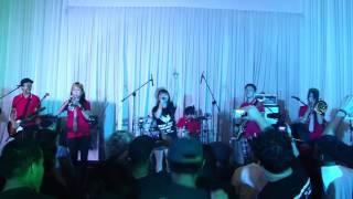 Yum! Yum! ORANGE LIVE @ KAWAN FEST 2015- Kuala Lumpur, Malaysia.
