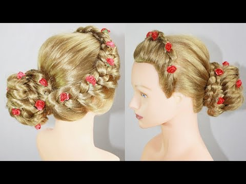 Easy juda hairstyle for short hair | juda hairstyle | bun | hairstyles