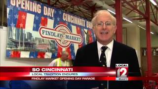 So Cincinnati: Findlay Market Opening Day Parade