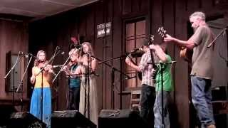 Johnson Boys & Polecat Blues- Strictly Strings @ Laurel Bloomery 8/23/14