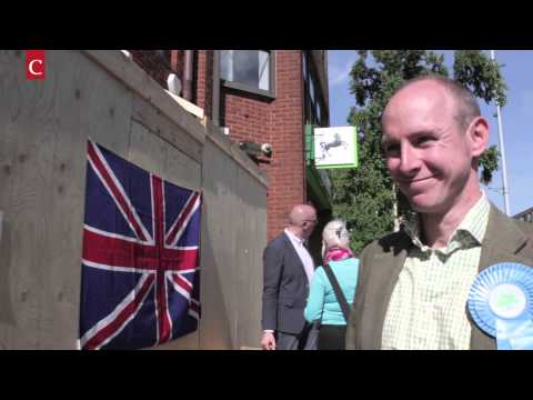 European Elections 2014: Oxford & South East England