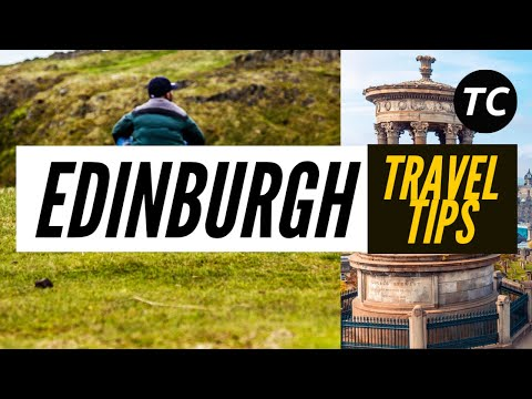 A Travel Guide To Edinburgh