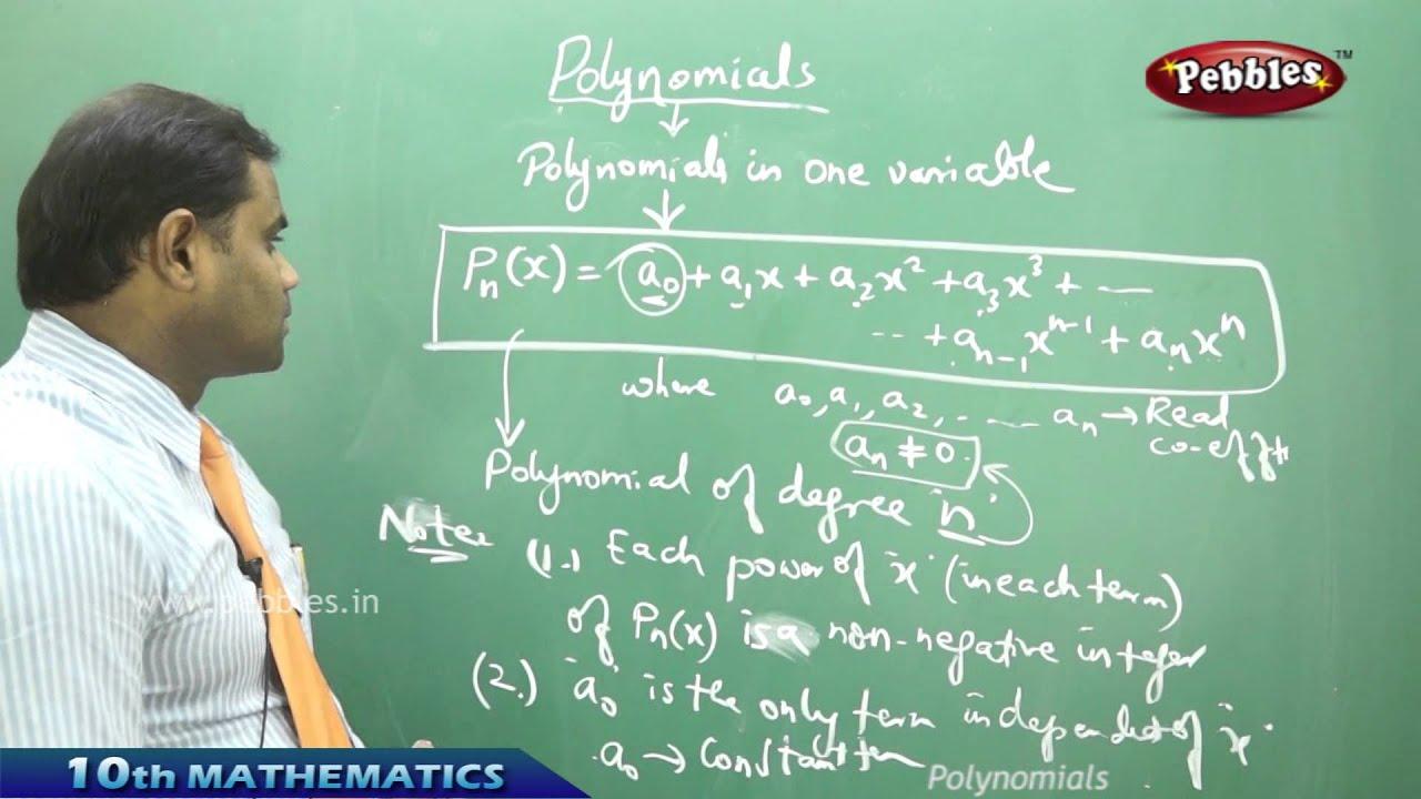 polynomials ap ts class 10th state board syllabus mathematics rh youtube com state board 9th maths guide 9th state board maths guide pdf