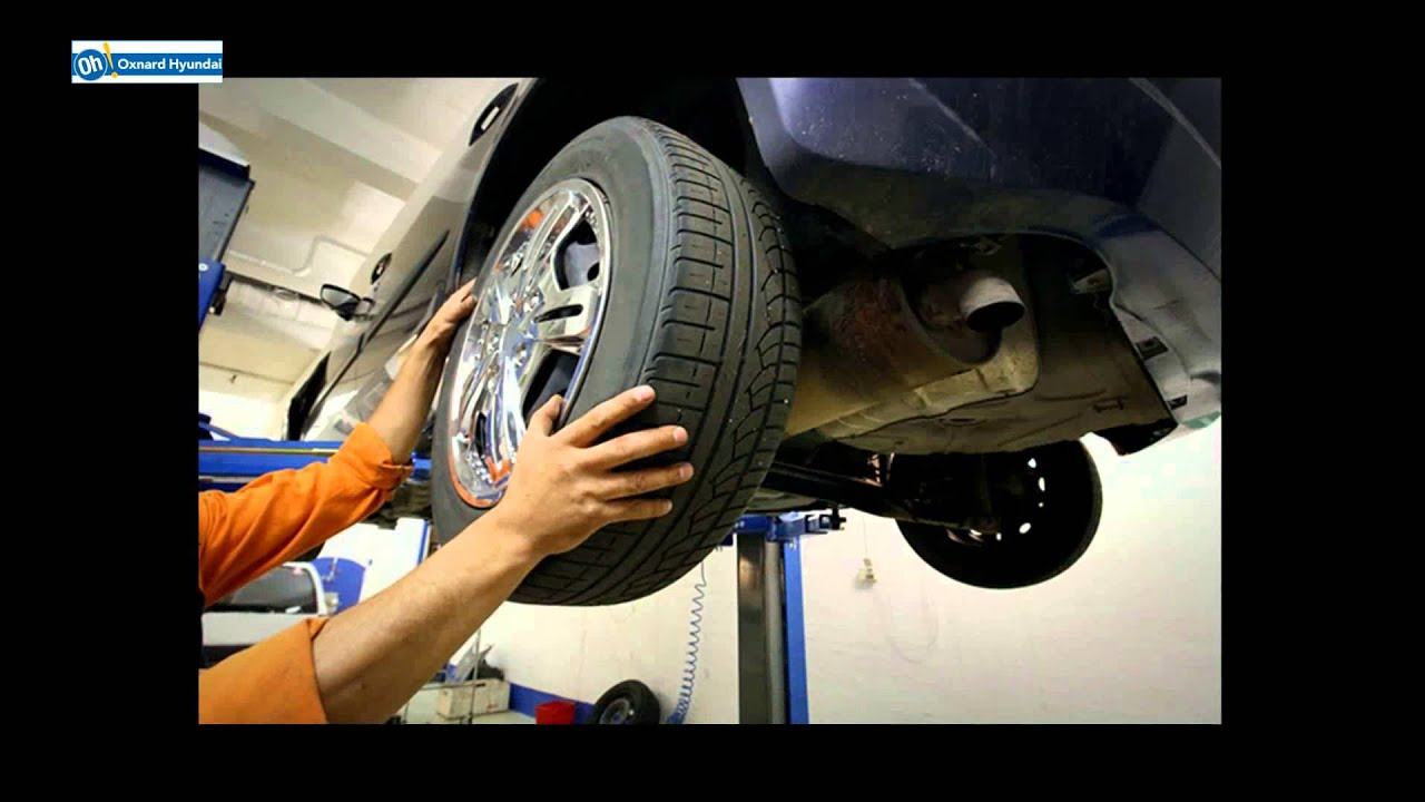 Hyundai Elantra: Tire maintenance
