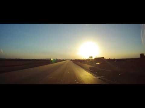 Driving from Brawley, CA to Salton City, California
