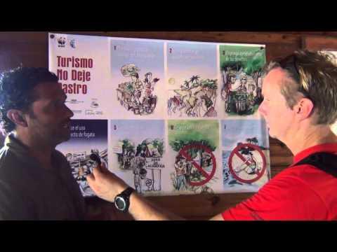 AventuraXtremaTV - Honduras - Refugio Cuero y Salado y Snorkel en Utila