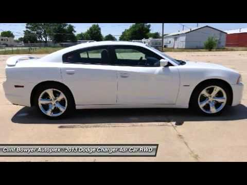 2013 DODGE CHARGER Emporia, KS T214269A
