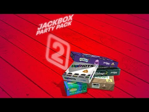 Jackbox Party Pack 2 - http://chrono.gg/tb #ad feat. Crendor, Cry, Sinvicta, Octopimp & Genna