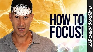 How To Avoid Distractions: How To Focus & Concentrate