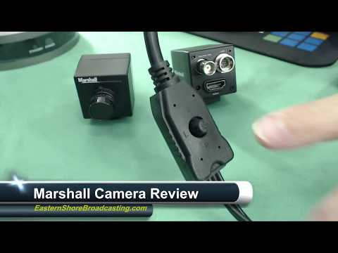 Marshall Electronics POV CV502 & CV505 Camera Review from Streaming Idiots