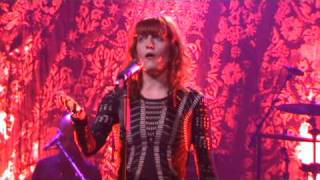 Florence + the Machine - Heavy In Your Arms Enmore Theatre Sydney 7-8-2010