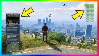Playing GTA 5 Online On Old Gen In 2020 - What Life Is Like In An Xbox 360/PS3 Lobby This Decade!