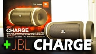 JBL Charge Bluetooth Speaker - REVIEW