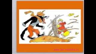 Сказки Сергея Михалкова. Три поросенка. Три поросенка - сказка С.Михалкова для детей