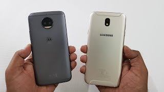 Moto G5s Plus vs Samsung J7 Pro SPEED TEST