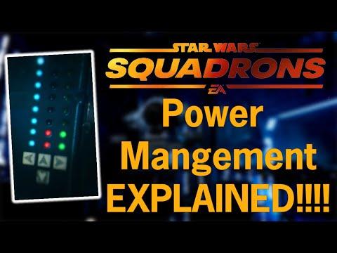 "Star Wars Squadrons News!! | Power Management, Overcharge, and ""Instruments Only"" EXPLAINED!!!"