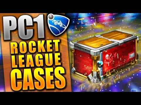 BACK TO BACK MYSTERY DECALS! - ROCKET LEAGUE PCC1 OPENING - 20+ CC5 CRATES