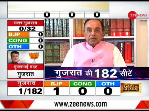 Download Youtube: Zee News Special Coverage: Watch live updates of Result day 2017