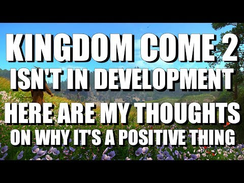 Kingdom Come Deliverance 2 Is Not Planned BUT Here's Why That's a Positive Thing
