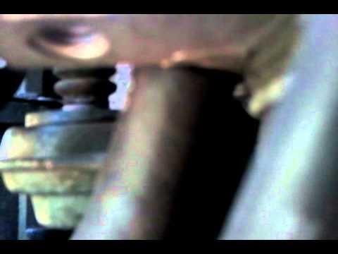 sfe engine idle adjustment screw youtube