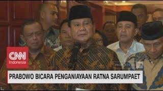 Ini Konpers Prabowo & Amien Rais Sebelum Pengakuan Dusta Penganiayaan Ratna Sarumpaet