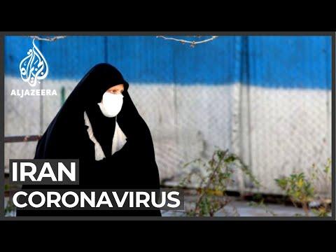 Iran MP dies from coronavirus as total toll spikes