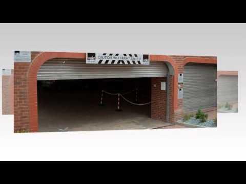Industrial Doors - County Installations Ltd