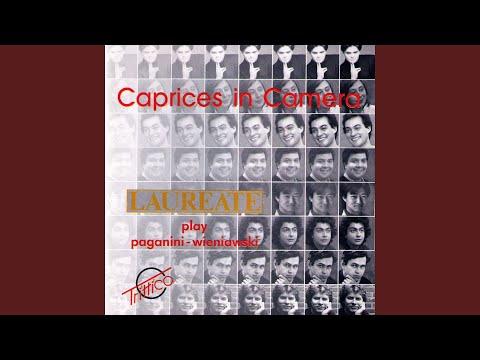 Caprice In A Minor, Op. 18, No. 4