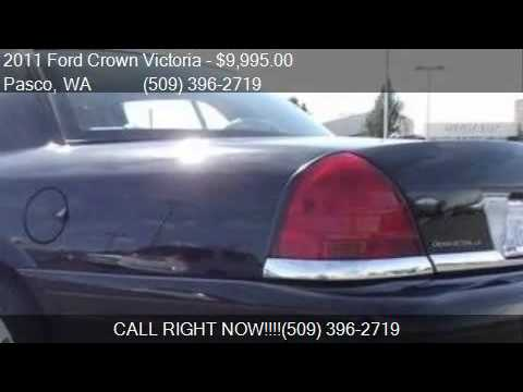 2011 ford crown victoria lx 4dr sedan for sale in pasco wa youtube. Black Bedroom Furniture Sets. Home Design Ideas