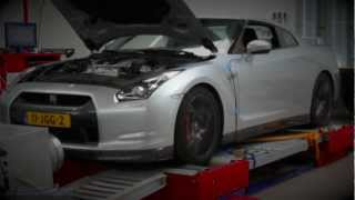 Nissan GT-R chiptuning experience