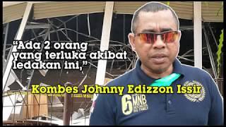 Gambar cover Kapolrestabes Kombes Johnny Edizzon Issir Buka Suara Soal Ledakan di Ramayana Teladan